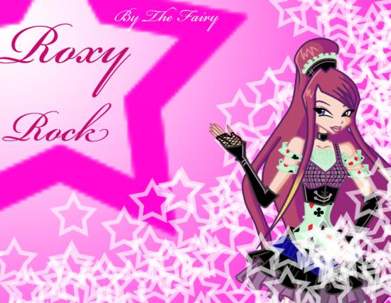 Обои с Рокси от the Fata (the Fairy)