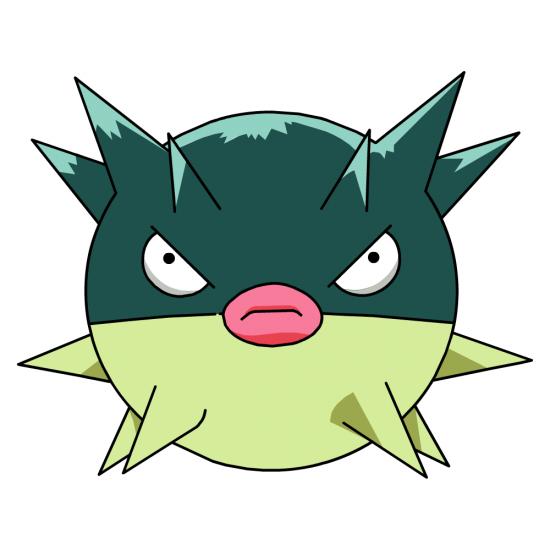 Qwilfish Images Pokemon Images