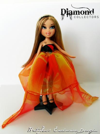 Фото кукол братц платья