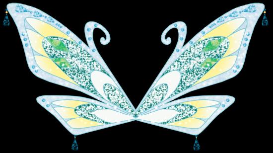 Крылья Блум Энчантикс, автор картинки Reeta Paradis - Картинки крыльев Винкс - YouLoveIt.ru