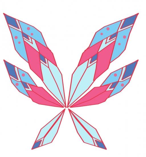 Крылья винкс гармоникс - 5024
