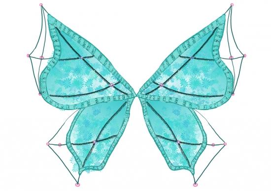Крылья,просто крылья... - Фанарт крыльев и аксессуаров Винкс - YouLoveIt.ru