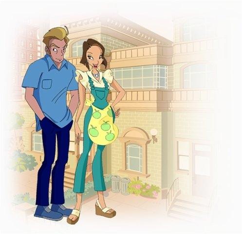 Майк и Ванесса