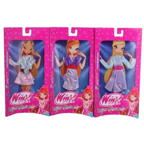 Одежда для куклы винкс всех