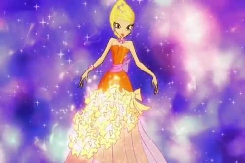 Стелла цветочные принцессы