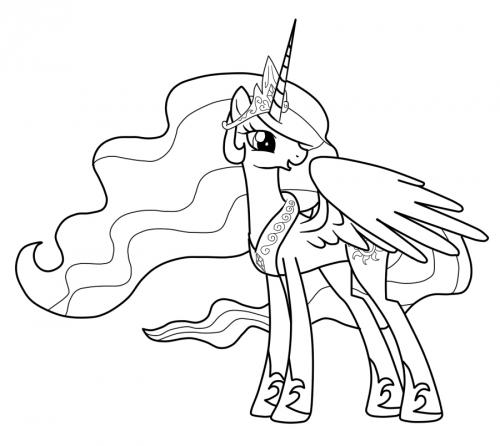 Princess celestia royal фэндомы