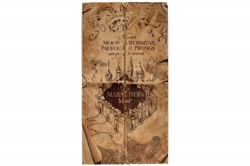 Карта мародеров распечатать своими руками