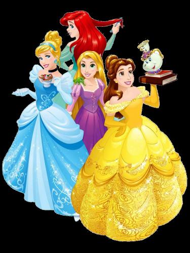 Дисней Принцессы и их питомцы, новый дизайн картинок ...