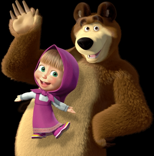 Masha Masha And The Bear Wallpaper 1920x1080 Pictures to pin on
