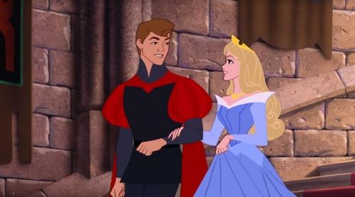 Принц Филипп и Аврора