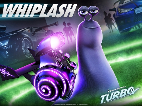 Watch online full movie: Turbo (2013), for free