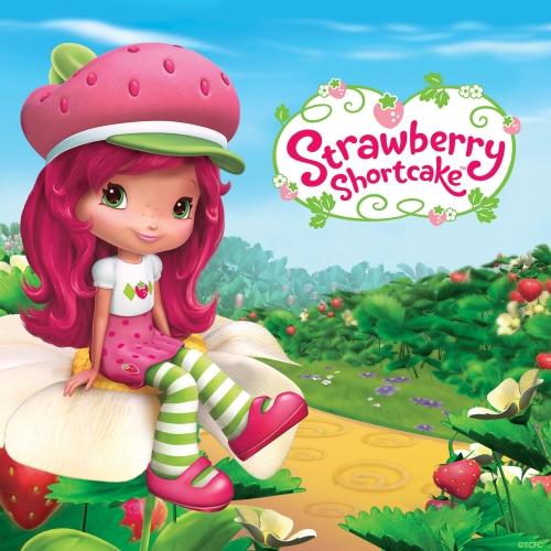 Strawberry Shortcake  Opening Sequence 3 Languages