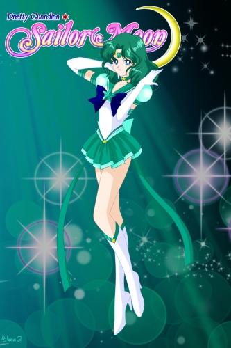 Sailor neptune wedding