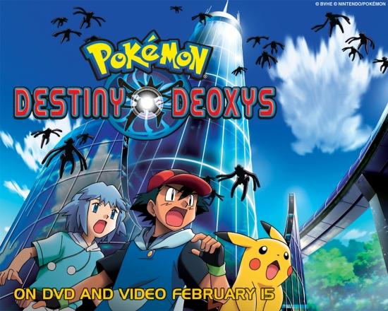 Pokémon the Movie Destiny Deoxys 2004  IMDb
