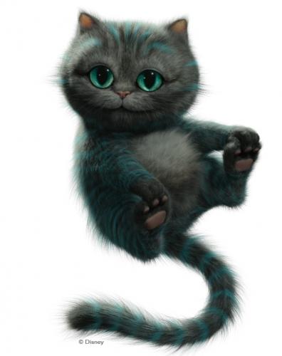 Картинка Чеширского кота