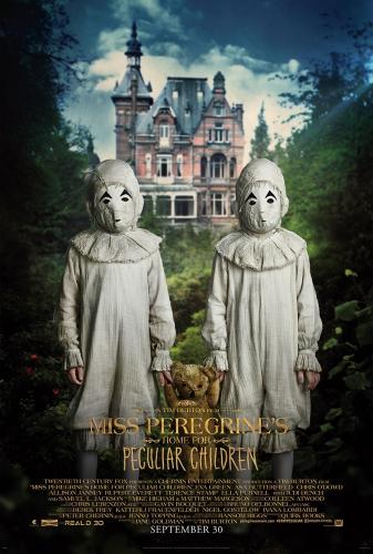 Дом странных детей Мисс Перегрин, странные близнецы (Томас и Джозеф Одуэллы