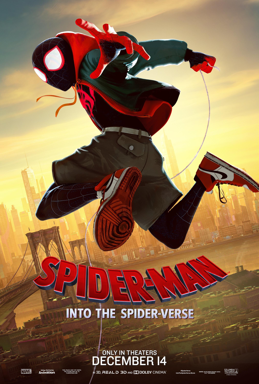 Человек-паук: Через вселенные Майлз Моралес или ...