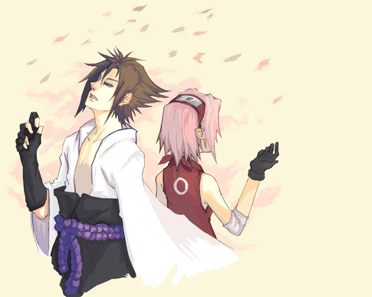 саске и сакура трахаются картинки