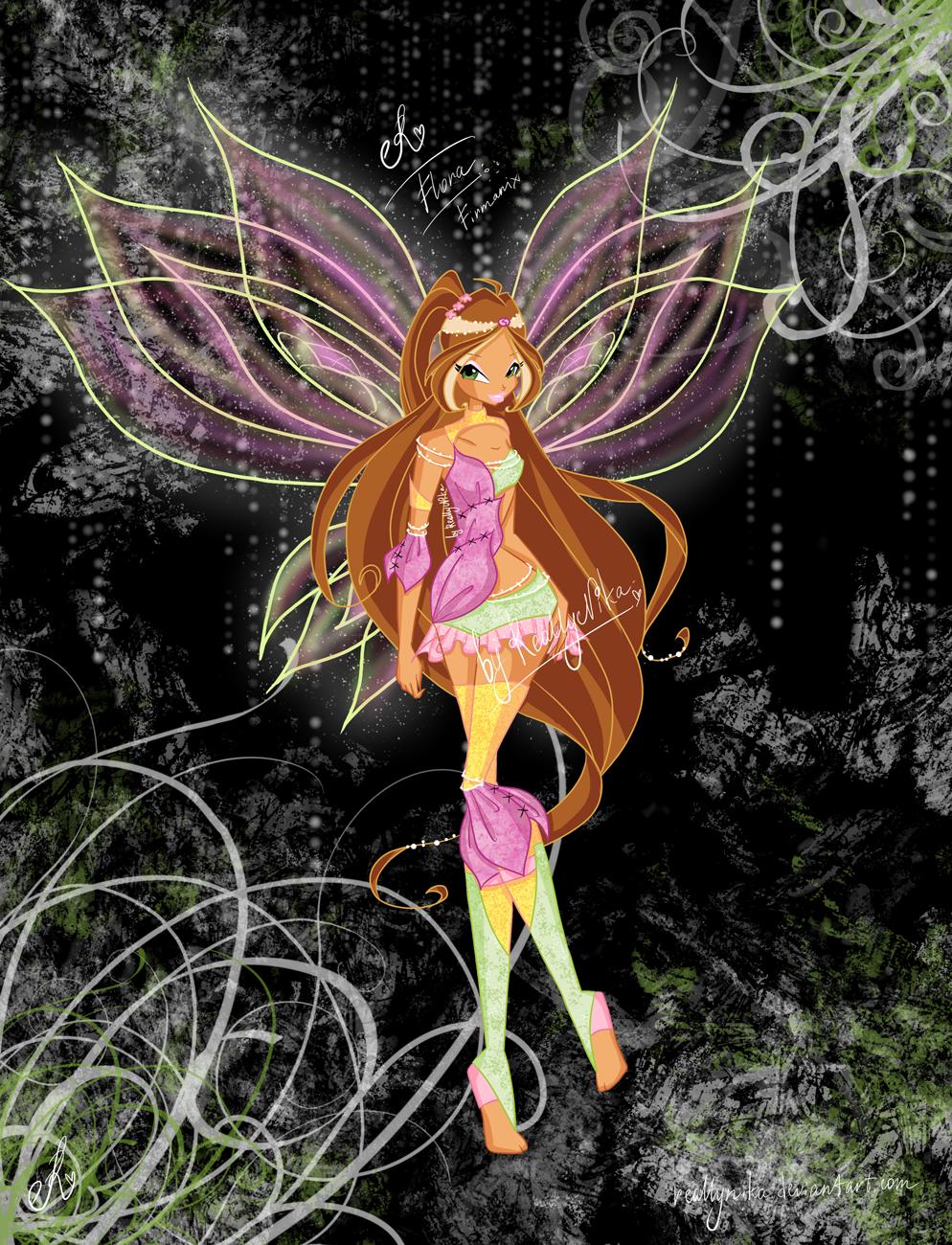 Картинки Winx новое трансформация и игра одеваем на вечеринку!