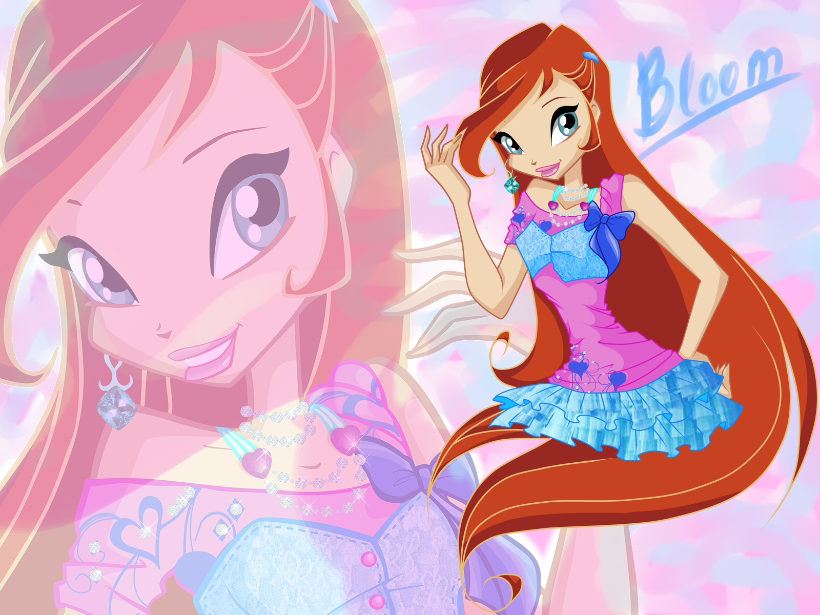 Wallpapers category winx are back and they are better then ever bloom season 5 wallpaper altavistaventures Image collections