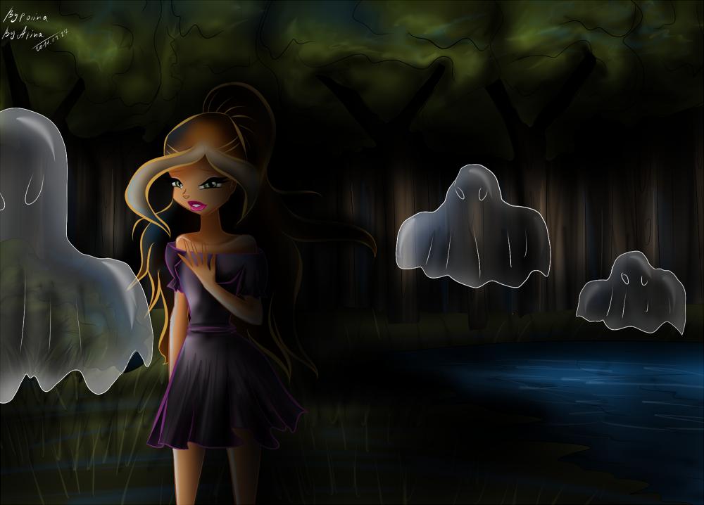 Фанфики Винкс 2 в 1 + фанарты с персонажами из мультфильма Винкс.
