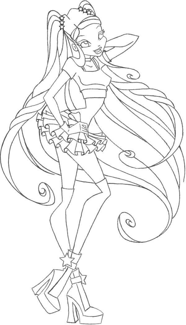 Winx Stella Believix Kristyna333