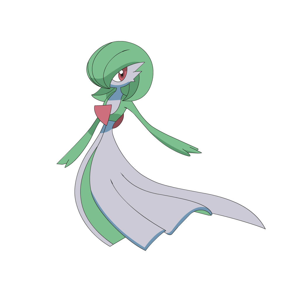 Pokemon Gardevoir Real Life