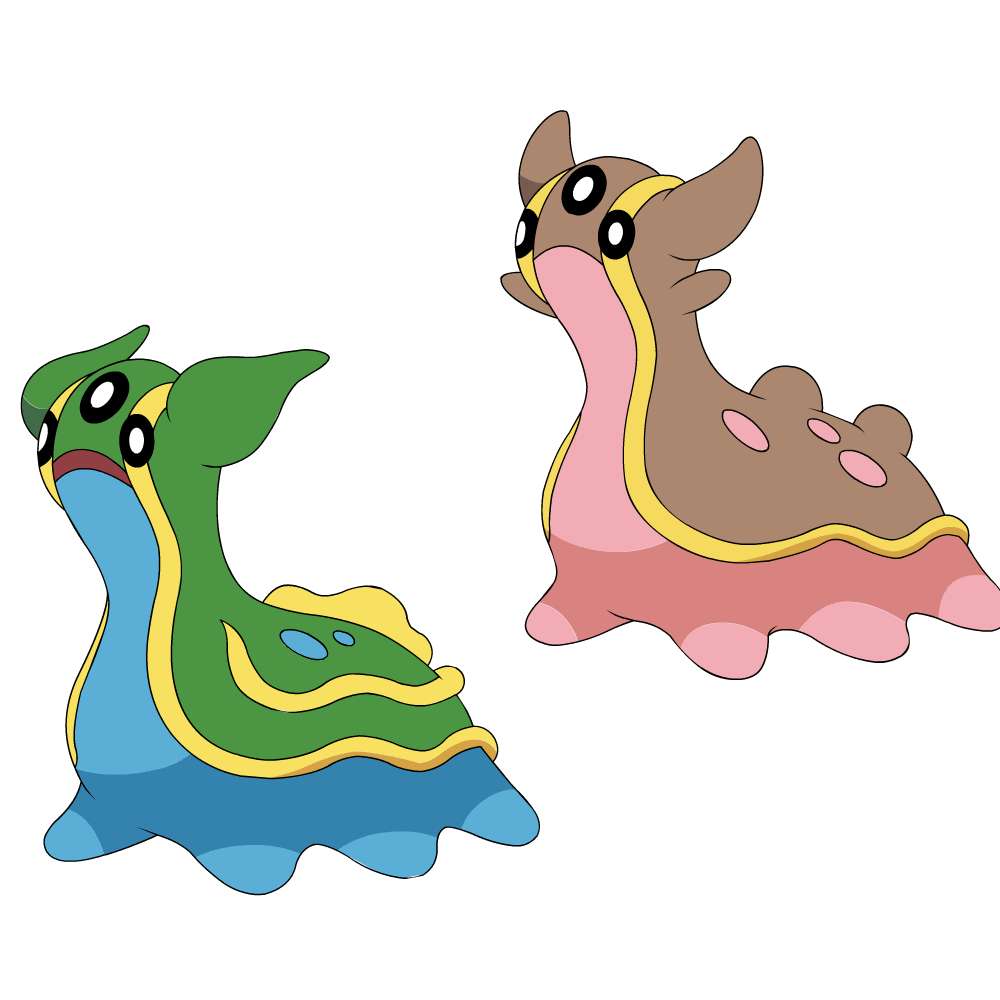 how to get pink gastrodon