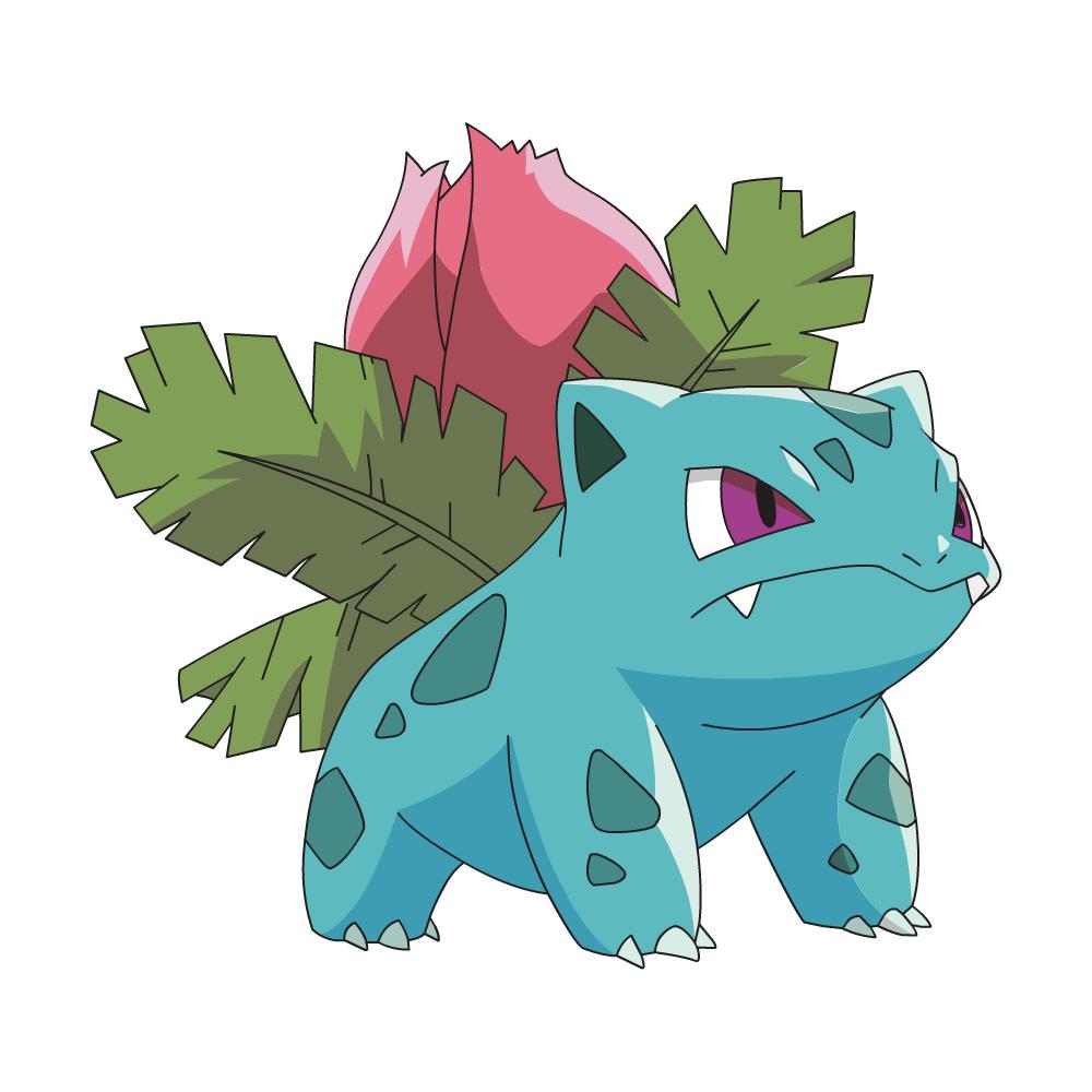 Ivysaur Pokemon Gardenia Images Pokemon Images