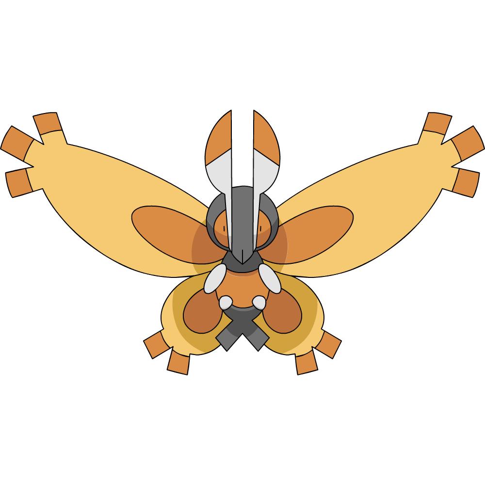 Pokemon Mothim Images Pokemon Images