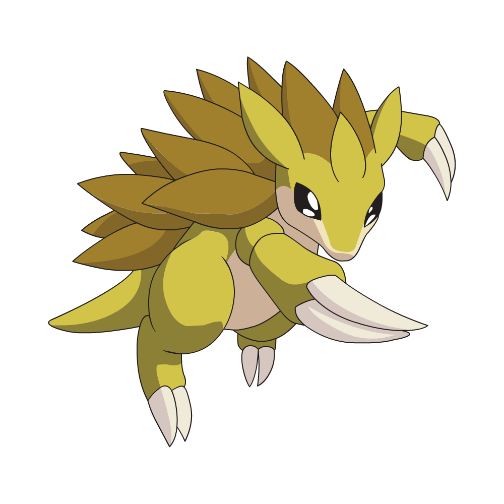 Pokemon Sandslash Images | Pokemon Images