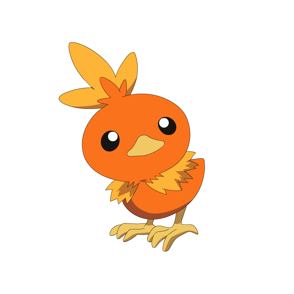 pokemon torchic evolution coloring pages - photo#32