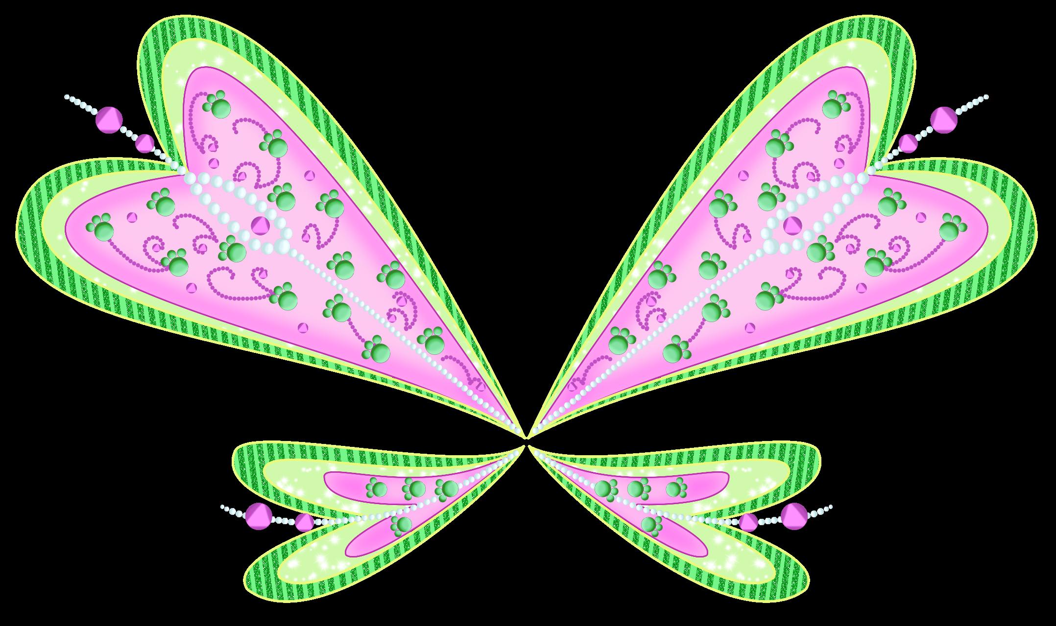 Крылья винкс гармоникс - 9a7