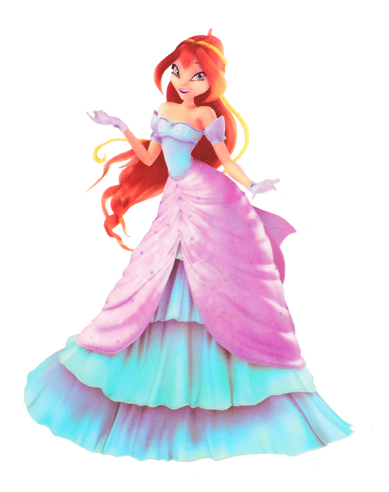 Winx club bloom dress
