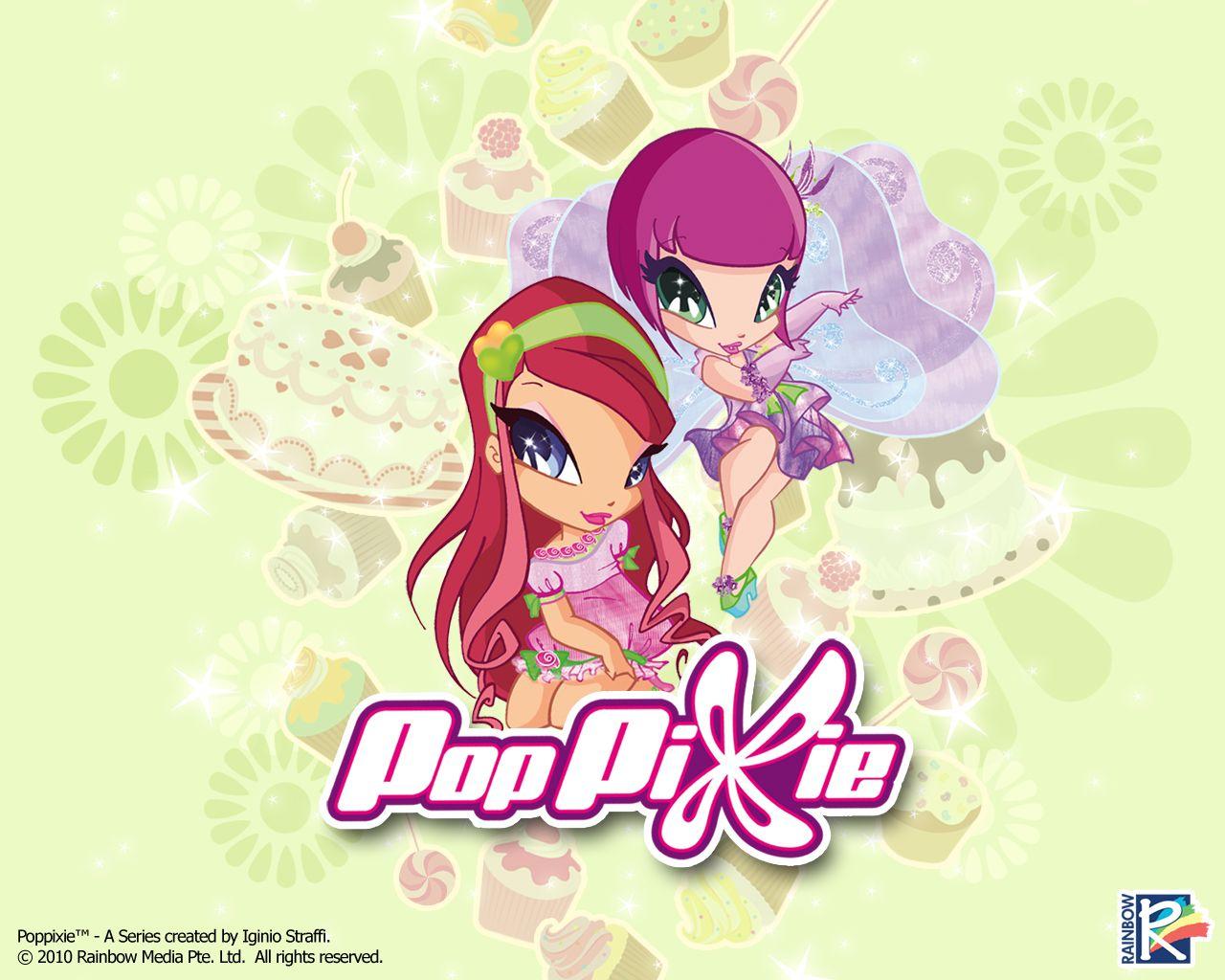 винкс обои для рабочего стола pop pixie - поп пикси!