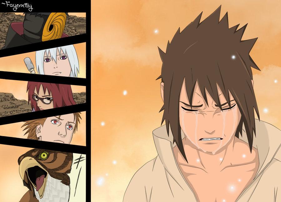 Картинки аниме плачет