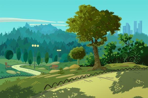 Аниме Великолепный парк Амаги смотреть онлайн