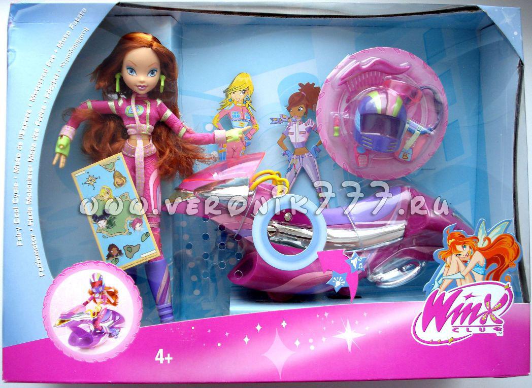 А вы такое видели. Куклы - Винкс байкеры. Новая коллекция кукол
