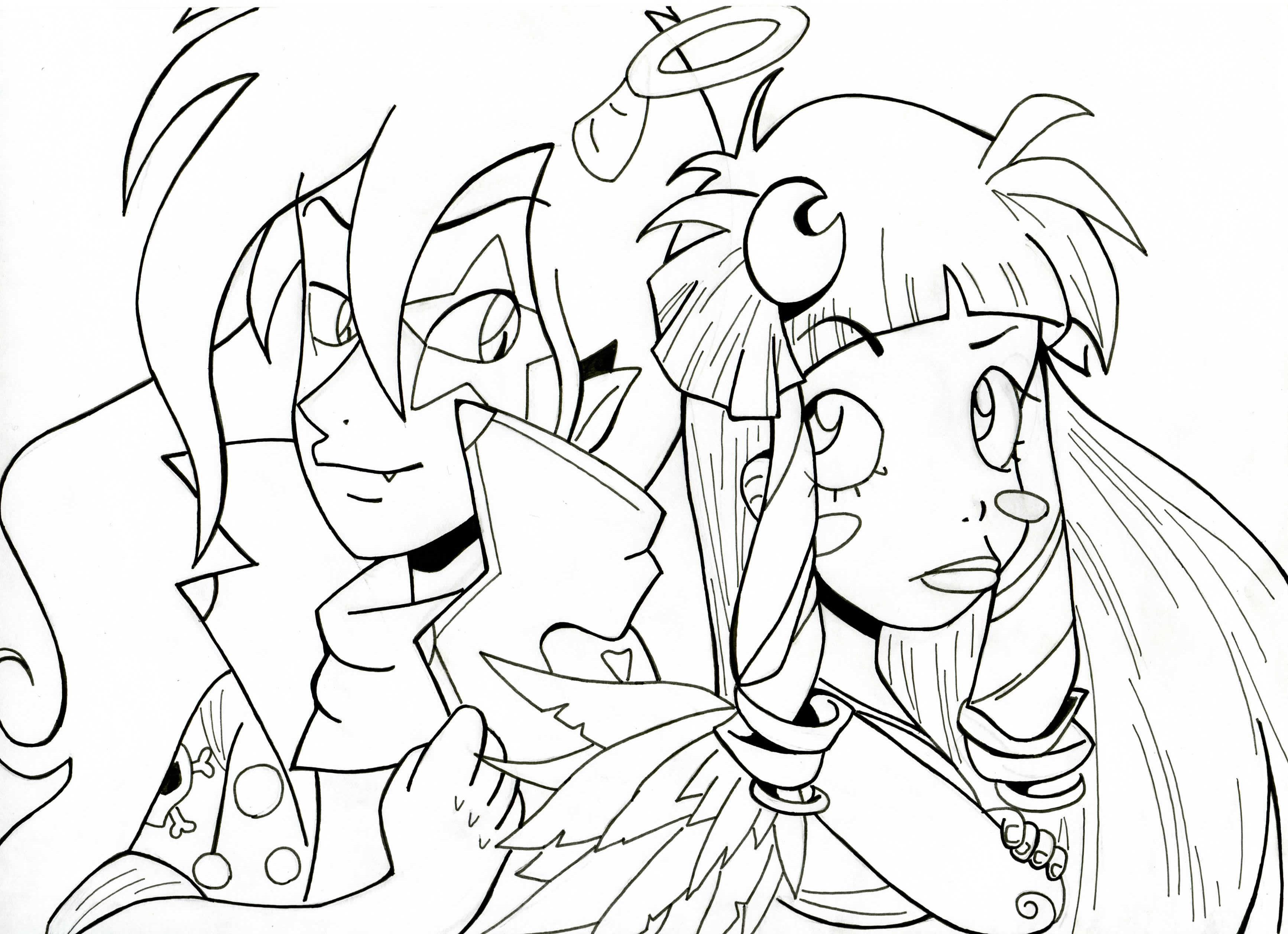 игры для девочек ангелы раф и сульфус