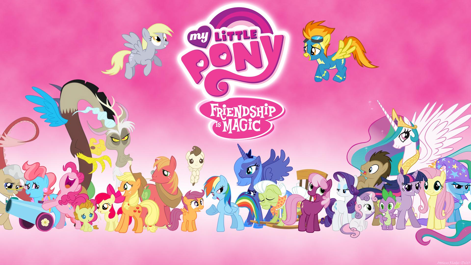 Мой маленький пони my little pony 2 сезон