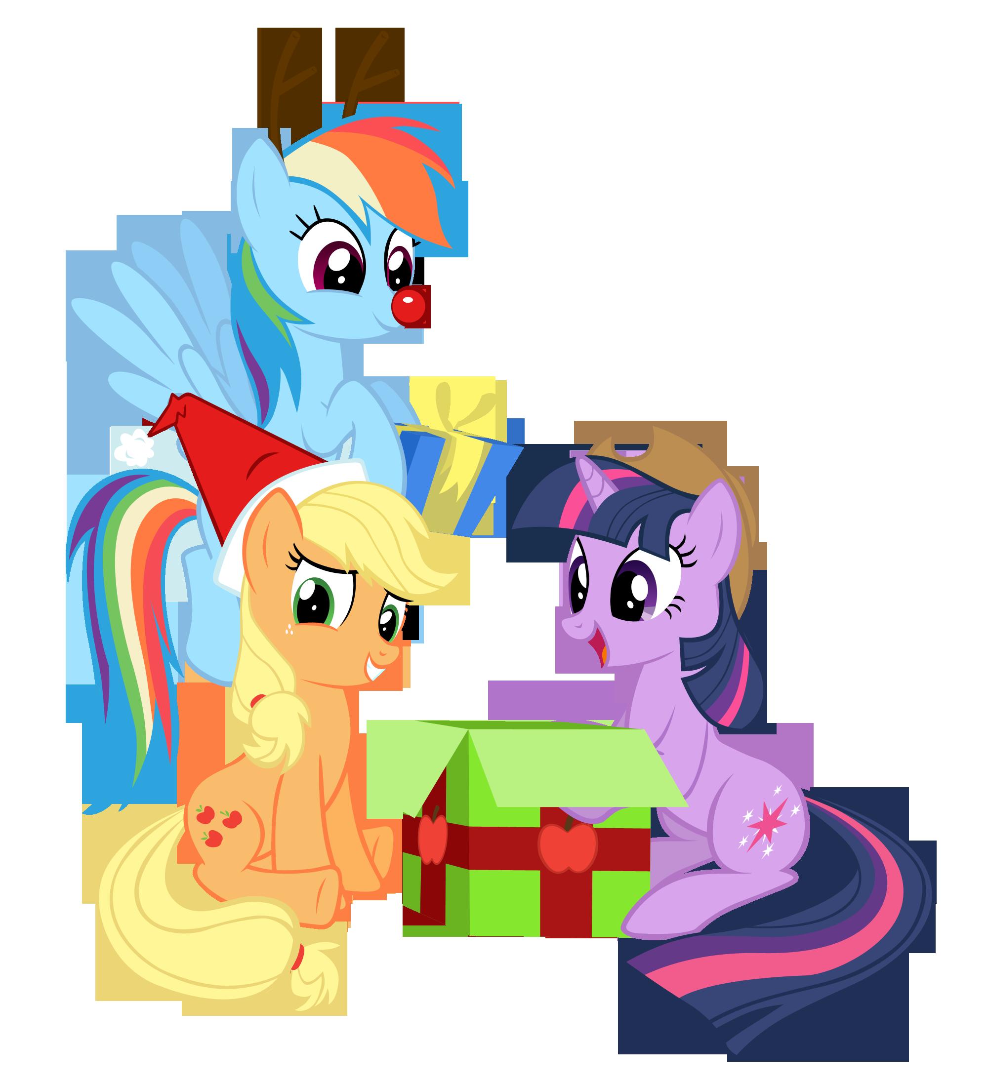 Подарки на новый год 2017 пони