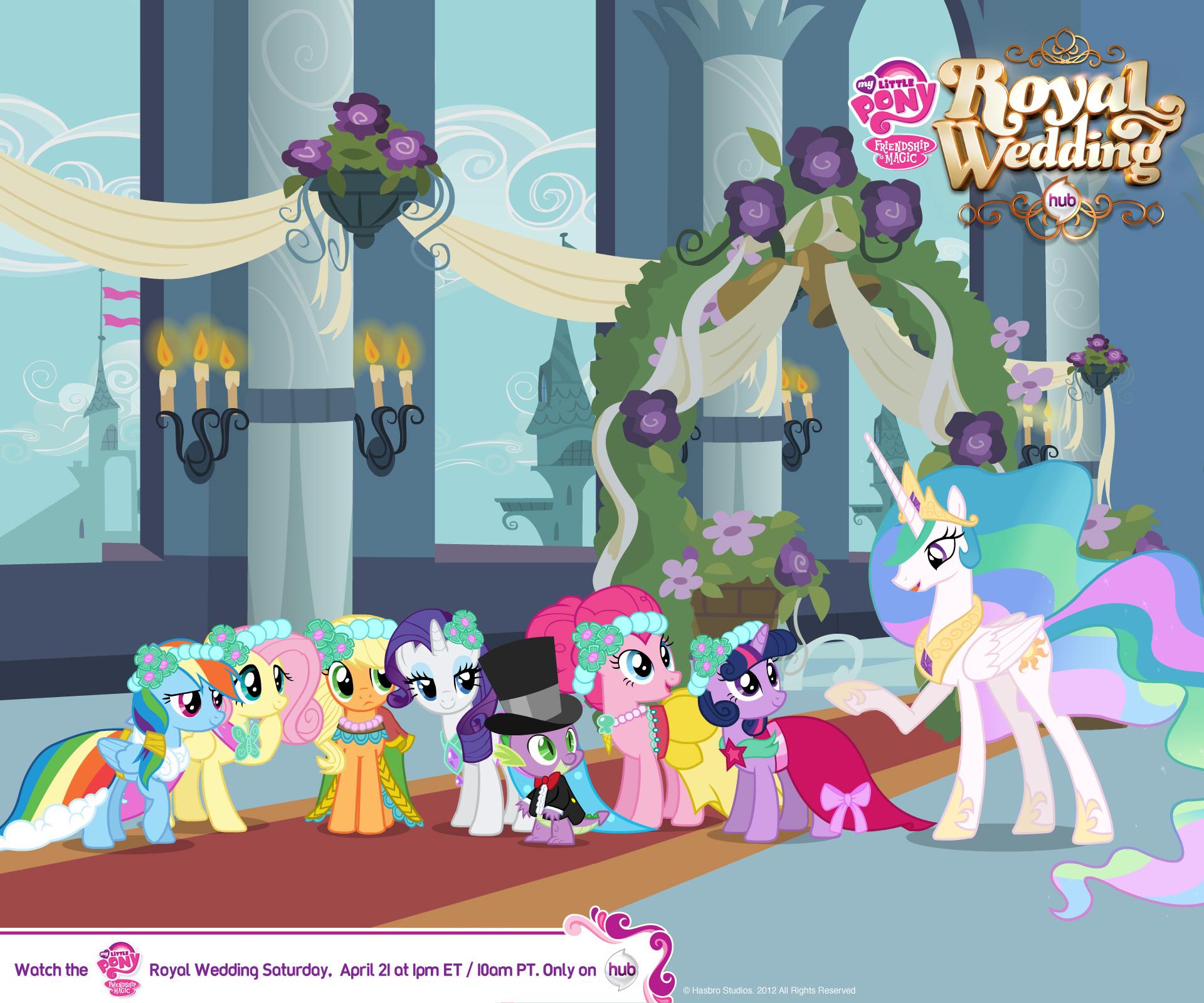 Игры пони одевалки принцессы каденс свадьба