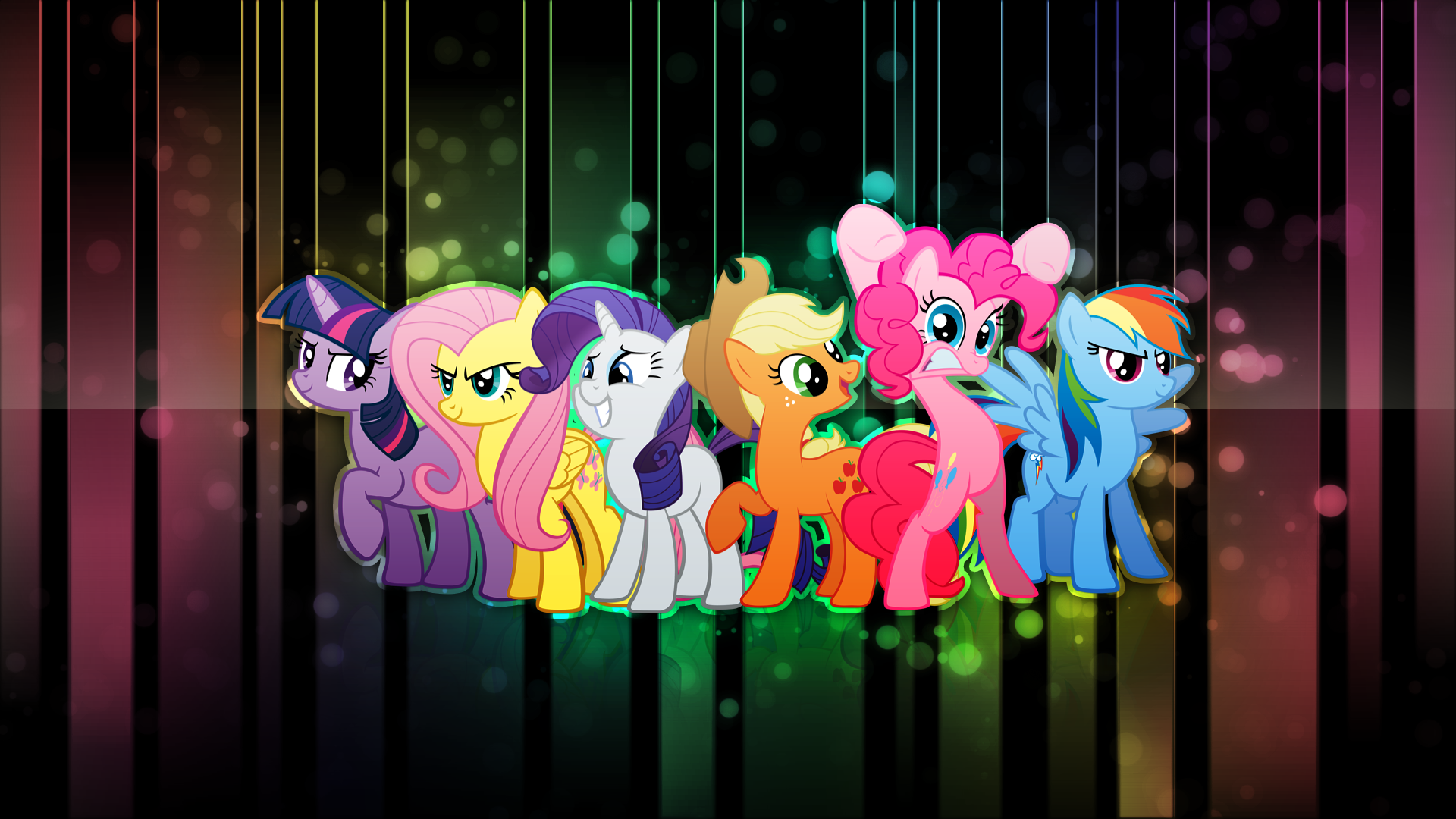 My little Pony...