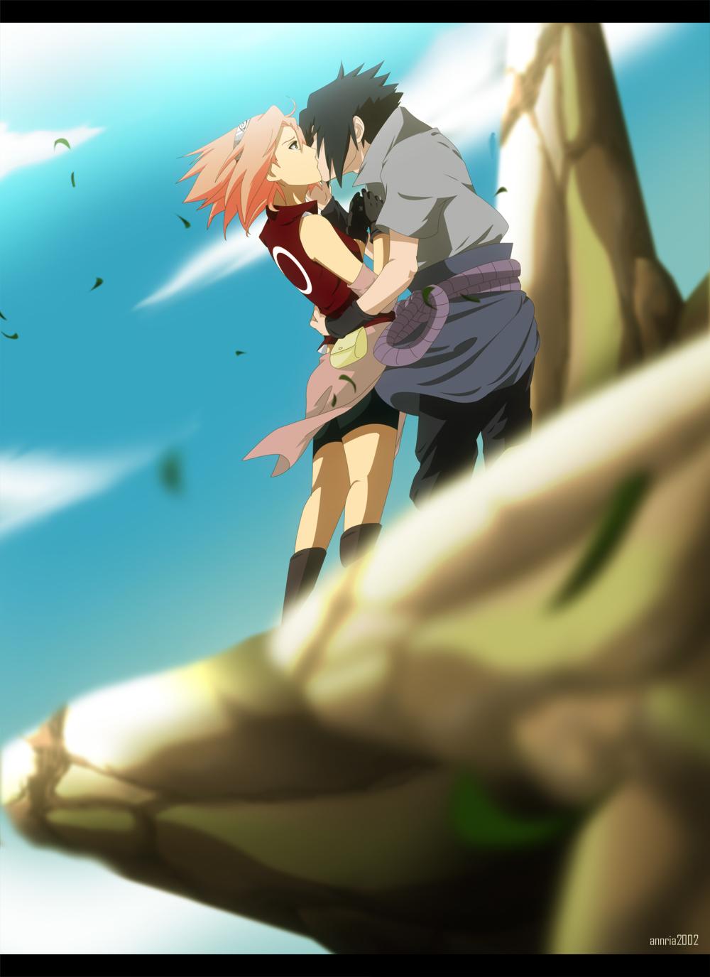 Поцелуй сакура