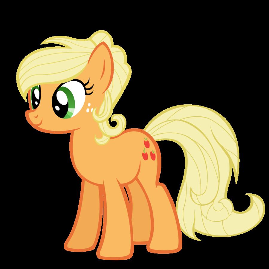 фото пони эпплджек