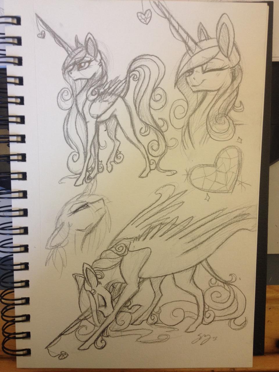 фото рисунков пони
