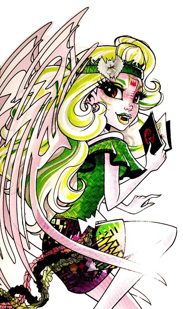 Batsy Claro | Wiki Monster High | FANDOM powered by Wikia