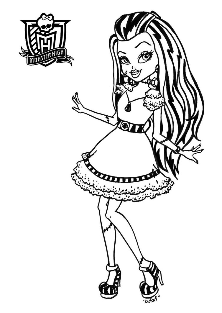 baby hazel coloring pages - photo#12