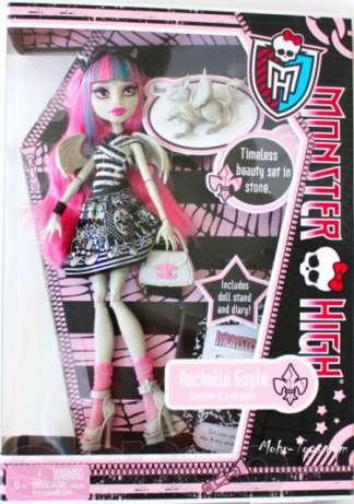 Мультики школа монстров про кукол