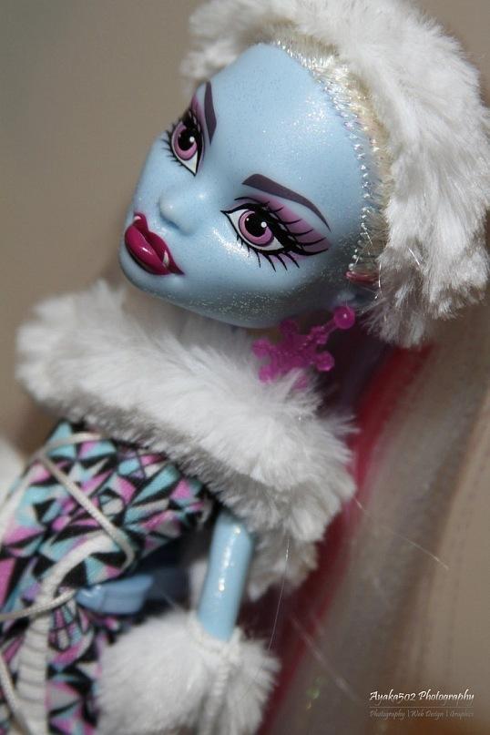 Базовая коллекция.Эбби - Картинки кукол Школа Монстров - YouLoveIt.